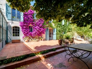 Charming Provencal farmhouse near La Ciotat