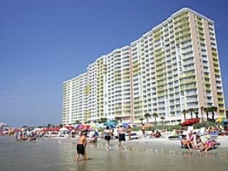 Oceanview studio at Bay Watch Resort in N Myrtle B, North Myrtle Beach