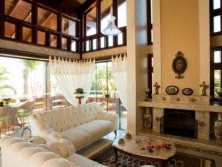 Mansao a Beira Mar, 5 quartos, Jurere