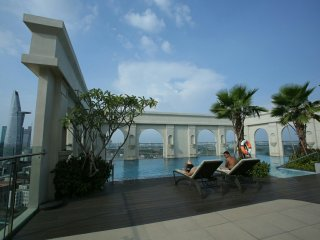 ⭐Central BRANDNEW 1BR Apt free Rooftop Pool, Ho-Chi-Minh-Stadt