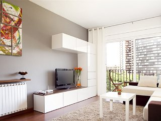 4 Bdrs apartment up to 8! City center!, Barcelona