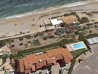 Estupendo apartamento primera linea de playa, Villajoyosa