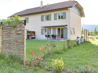 New family home near the lake, Duingt