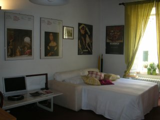 exquisite studio apartment, Sirolo