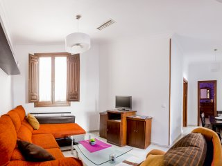 Apartamento muy centrico con Agradable Patio