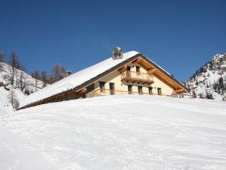 Chalet Pra Neyron Courmayeur Mont Blanc Attic