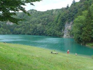 In Trentino monti e laghi traTrento e Lago Garda, Terlago