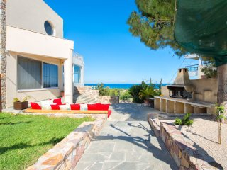 Apartment with sea view in Rhodes, Afando