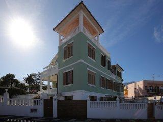 Apartamento en casa emblemática de 66 m2, Puerto de la Cruz