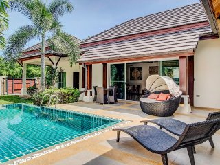 3 BDR POOL VILLA AT NAI HARN