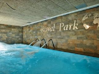 SPA ROYAL PARK2*A 2 KM PLAYA AGUAMARINA*3DORMITORIOS