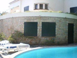 Villa avec piscine vue mer, Le Lavandou