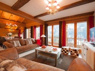 The North Face - Luxury Catered ski chalet