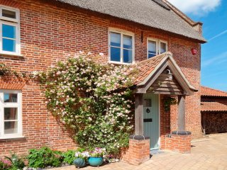 Limes Farm Cottage - Norfolk Broads cottage with enclosed garden. Sleeps 2 - 5