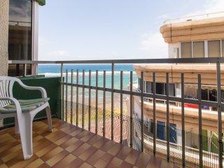 Bonito apartamento en primera línea de playa