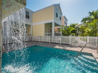 Cabana Chic - New Upscale Home In Perfect Location With Pool & Pvt Parking, Key West