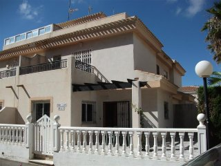 3 Bed TownHouse (with Sea Views) Playa Flamenca, Orihuela