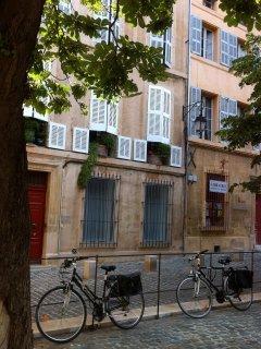 Studio in the heart of Aix en Provence Wifi 1/3 p.