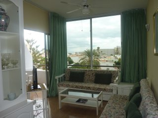 Bright 1 Bedroom Apartment With Stunning Sea View, Adeje