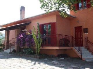 Splendida villa semi indipendente 5 min dal mare, Santa Maria del Cedro