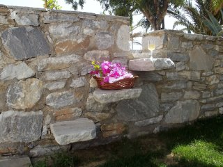 Chryssalis,Garden, Naxos  Town, pet friendly,, Naxos Town