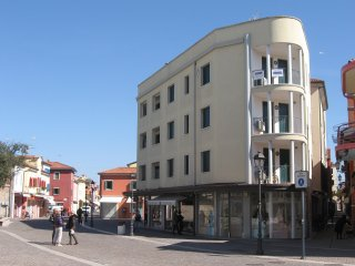 Luxurious apartment in the historic center of Caorle