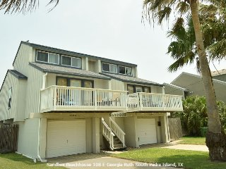 Sandbox Beachhouse B, South Padre Island