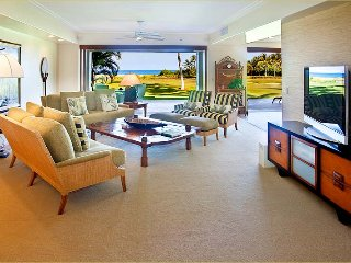 3BD Golf Villa (2101) at Four Seasons Resort, Waikoloa