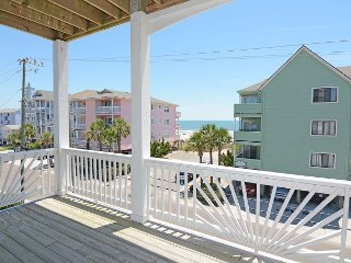 Cool Surf - 5 Bedroom Oceanview Duplex Sleeps 12
