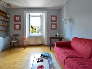 Comfy 1bdr apt in Brera district