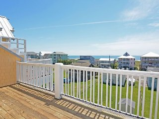 Sea & Sound - Lovely ocean and sound views from this condo in Carolina Beach