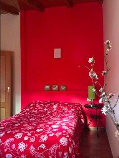 Dormitorio principal. Es posible poner una cuna.
