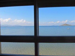 2 dormitorios en primerísima línea del Mar Menor, La Manga del Mar Menor