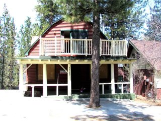 Guinan House, Big Bear Lake
