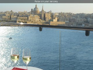 6* Your Sea Views - 3 bedroom Aptartment Malta