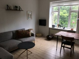 Charming Copenhagen apartment close to Skt. Hans Square, Copenhague