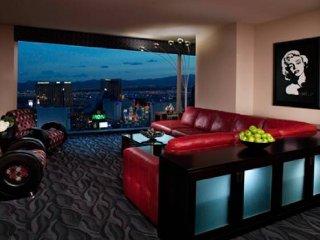 1 King Bedroom Suite - Vegas - Elara Hilton Grand Vacations Club