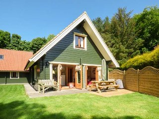 LIME TREE LODGE, quality lodge, en-suites, superb grounds, WiFi, close Alnwick, in Swarland Ref 22336