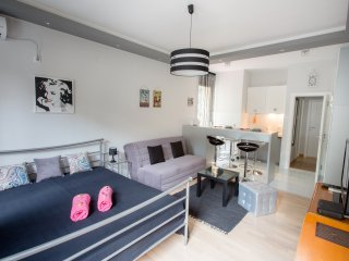 Lea Studio - Promo! Brand New! Center, clean,quiet, Belgrado