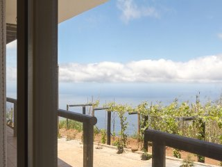 Angels Inn Paradise 2. Flat 1. Gorgeous sea view, Faja da Ovelha