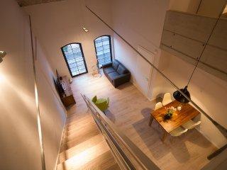 Vacation Apartment in Brandenburg an der Havel - 646 sqft, central, modern, spacious (# 9657)