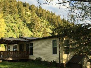 Palisades Creek Retreat Swan Valley Idaho