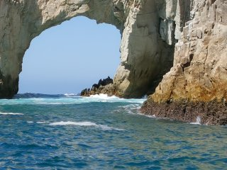 Beautiful Cabo San Lucas across from Lands End