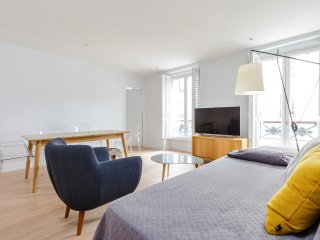 Modern one-bedroom apartment in the 15th arrondissement, París