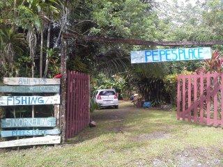 PepesPlace, Cahuita