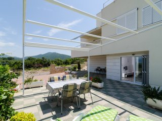 Apartments Gusti - One Bedroom Apartment with Terrace and Sea View