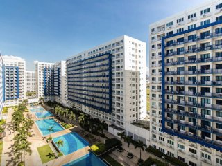 903 Tower D SM Sea Residences 1BR Condo Mall of Asia