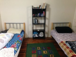 Shared cheap and clean room