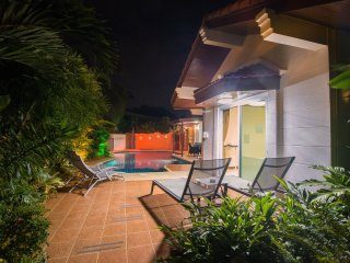 Grand condo Orchid pool villa, Jomtien Beach