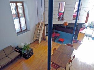 Loft a deux pas de Paris, 70 m2